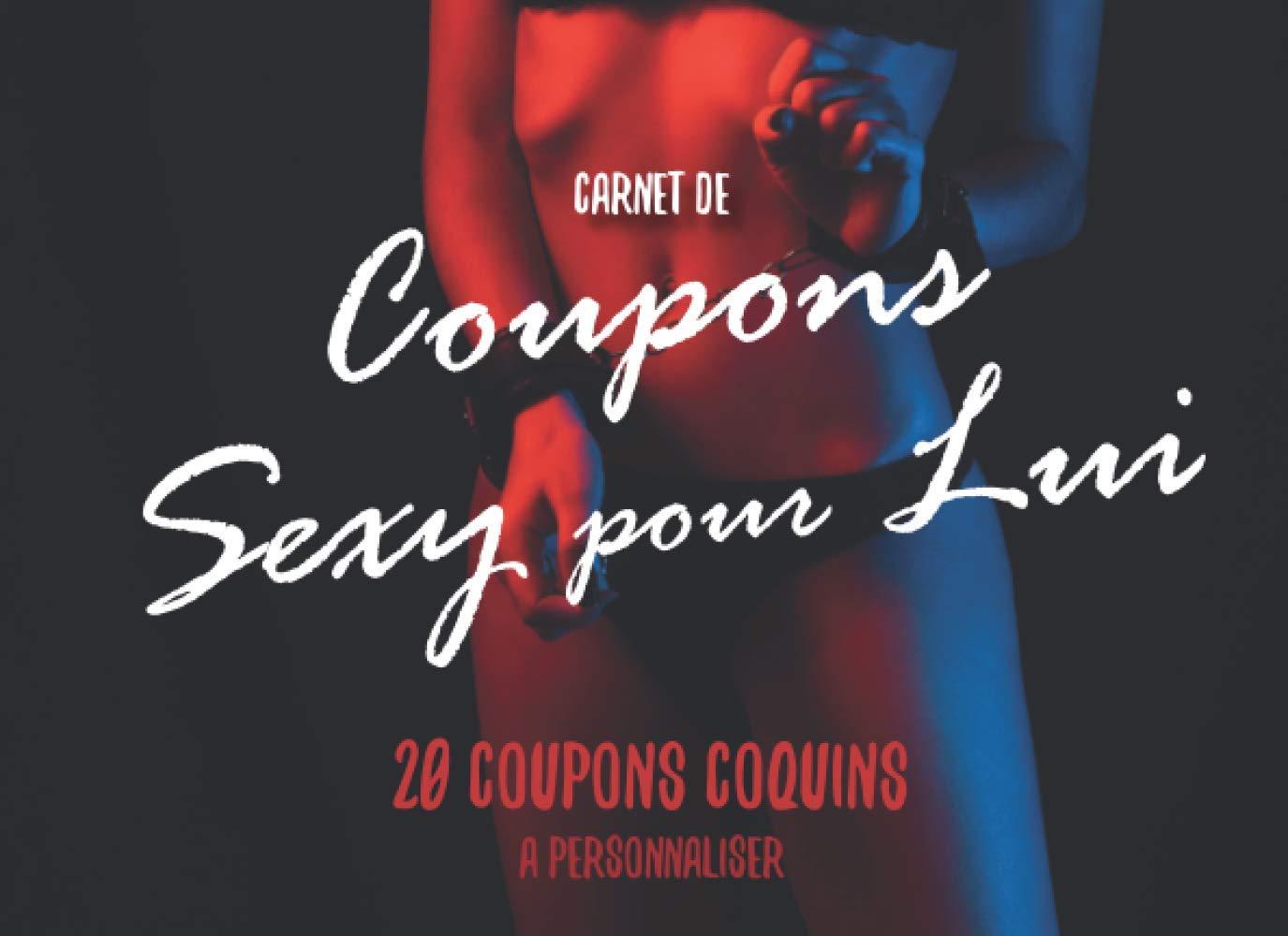 Coupons Sexy pour Lui: v1 1 | 20 Coupons coquins en Couleur à