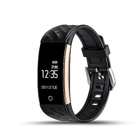 Seguimiento de las actividades de fitness Fitness Bluetooth inteligente de correa de reloj inteligente de Samsung