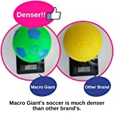 Macro Giant 6 Inch (Diameter) Safe Soft Foam