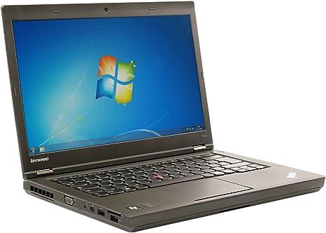 Portátil Lenovo ThinkPad T440p Core i5 4300 M 2,6 GHz Webcam 14 ...