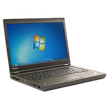 Portátil Lenovo ThinkPad T440p Core i5 4300 M 2,6 GHz Webcam 14 Pulgadas Windows 7: Amazon.es: Informática