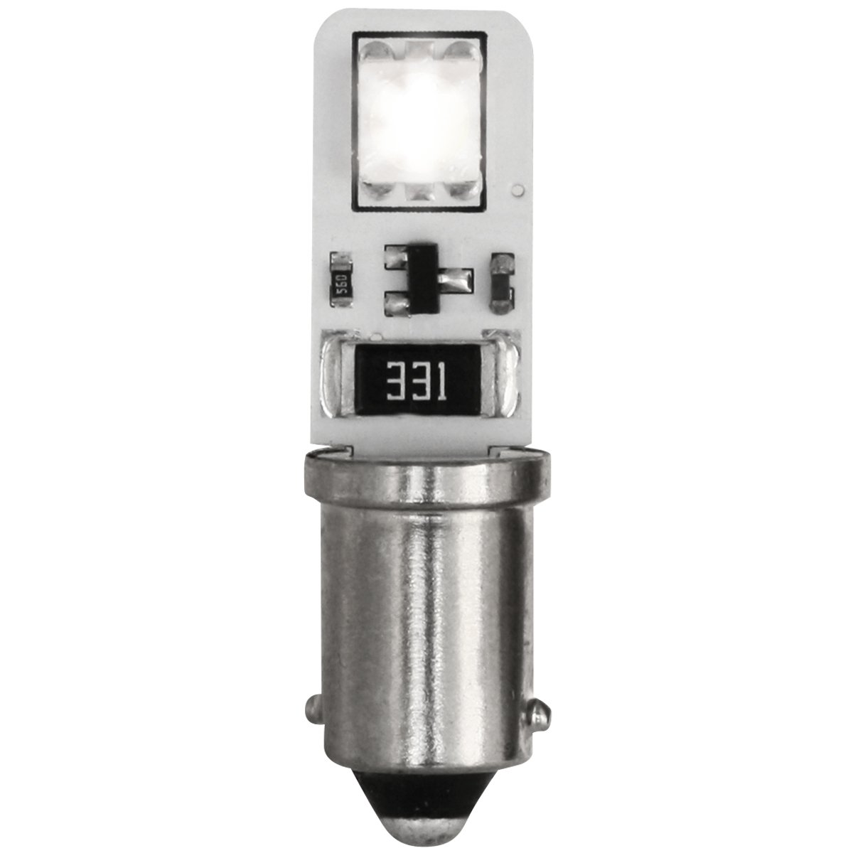 Dectane BA9WCB-2 SMD-Line BA9S Parking Light with LED White CanBus