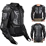 Yescom Motorcycle Full Body Armor Motocross Racing Jacket Spine Chest Protection XXL