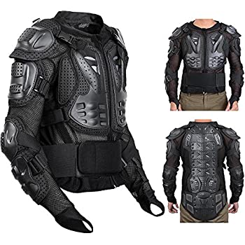 Motorcycle full body armor protector pro for Motorcycle body armor shirt