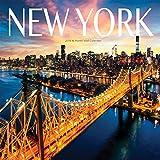 2019 Avalon 12 X 12 New York Wall Calendar