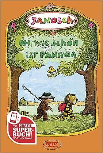 schon oh book wie ist panama