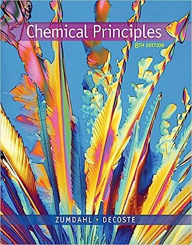 chemical principles zumdahl decoste
