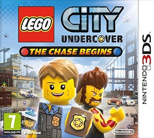 Nintendo Selects Lego City Undercover: The Chase Begins ...