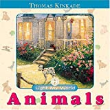 Animals, Thomas Kinkade, 0849977304