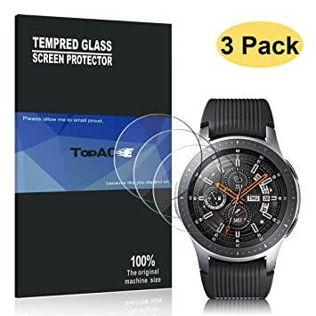 Protector Pantalla Samsung Galaxy Watch 46 mm TopACE 9H Dureza ...