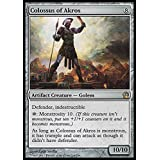 Magic: the Gathering - Colossus of Akros (214/249) - Theros by Magic: the Gathering