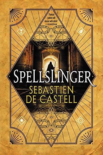 Spellslinger (Inglese) Copertina flessibile – 17 lug 2018 Sebastien De Castell Orbit 0316525758 FICTION / Coming of Age