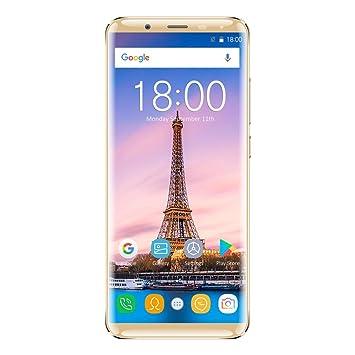 OUKITEL K5000 - Móviles Libres 4G (Android 7.0 Pantalla de 5.7 FHD 18:9