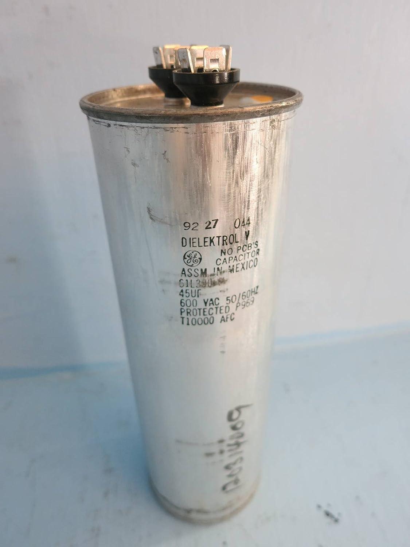 Refaxi CBB60 35uF 450V AC Motor Run Start Capacitor 50//60Hz Polypropylene Film Cylinder Shaped