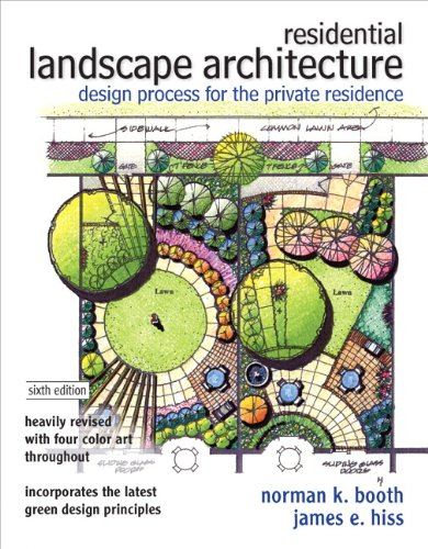 Residential Landscape Architecture: Design Process For The