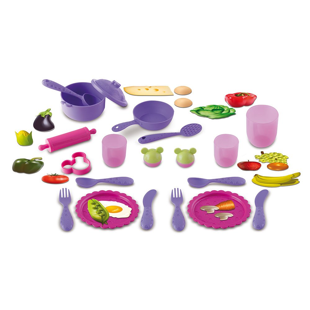 Disney Junior Minnie Mouse Kitchen Set: Amazon.co.uk: Toys & Games