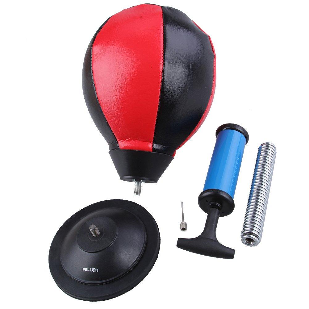 Pellor Stress Buster Desktop Punching Ball: Amazon.co.uk: Sports U0026 Outdoors