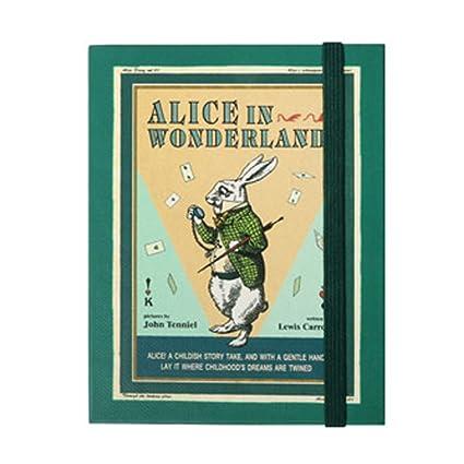 7321 Diseño Alices DIARY VOL, 1 planificador cuaderno ...