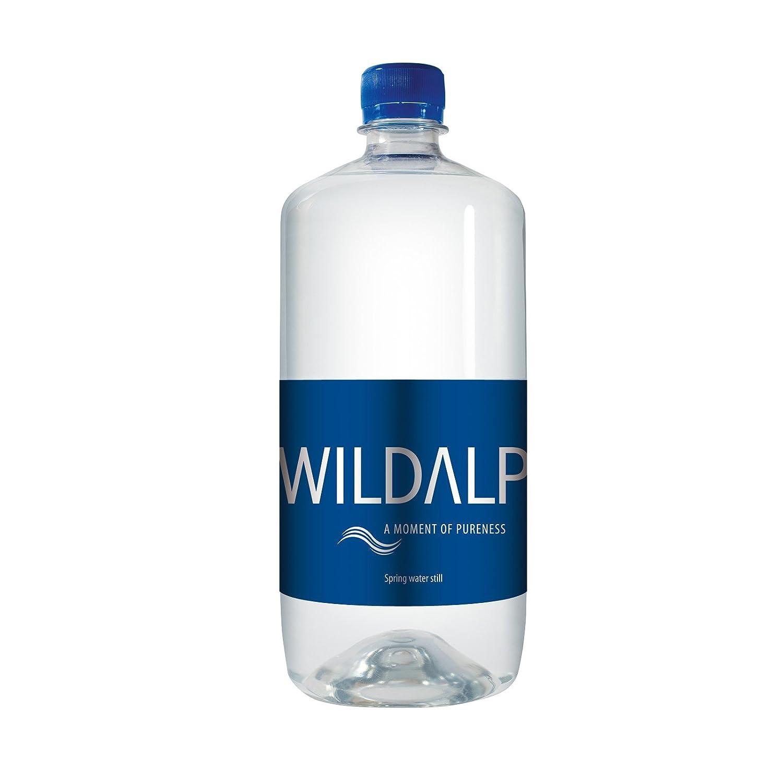 WILDALP naturbelassenes Quellwasser