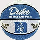 NCAA Duke Blue Devils Full Size Rubber Basketball, Brown