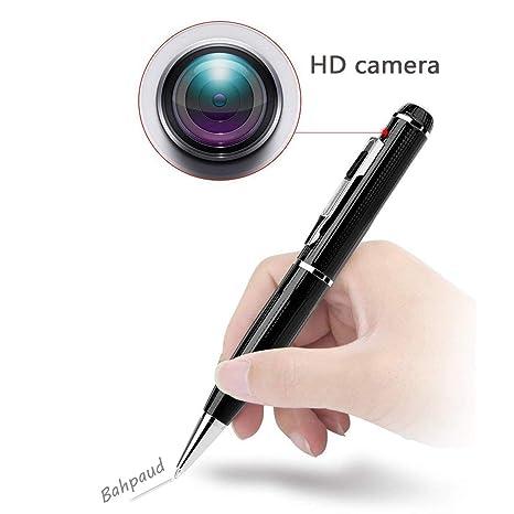 Cámara oculta HD 1080p cámara espía, cámara de vigilancia HD de detección de movimiento,