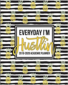 Games For Gold July 2020.Everyday I M Hustlin 2019 2020 Academic Planner August 1