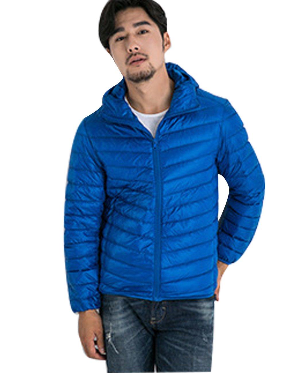 Menschwear OUTERWEAR メンズ B077QXV4DV M Blue 018 Blue 018 M