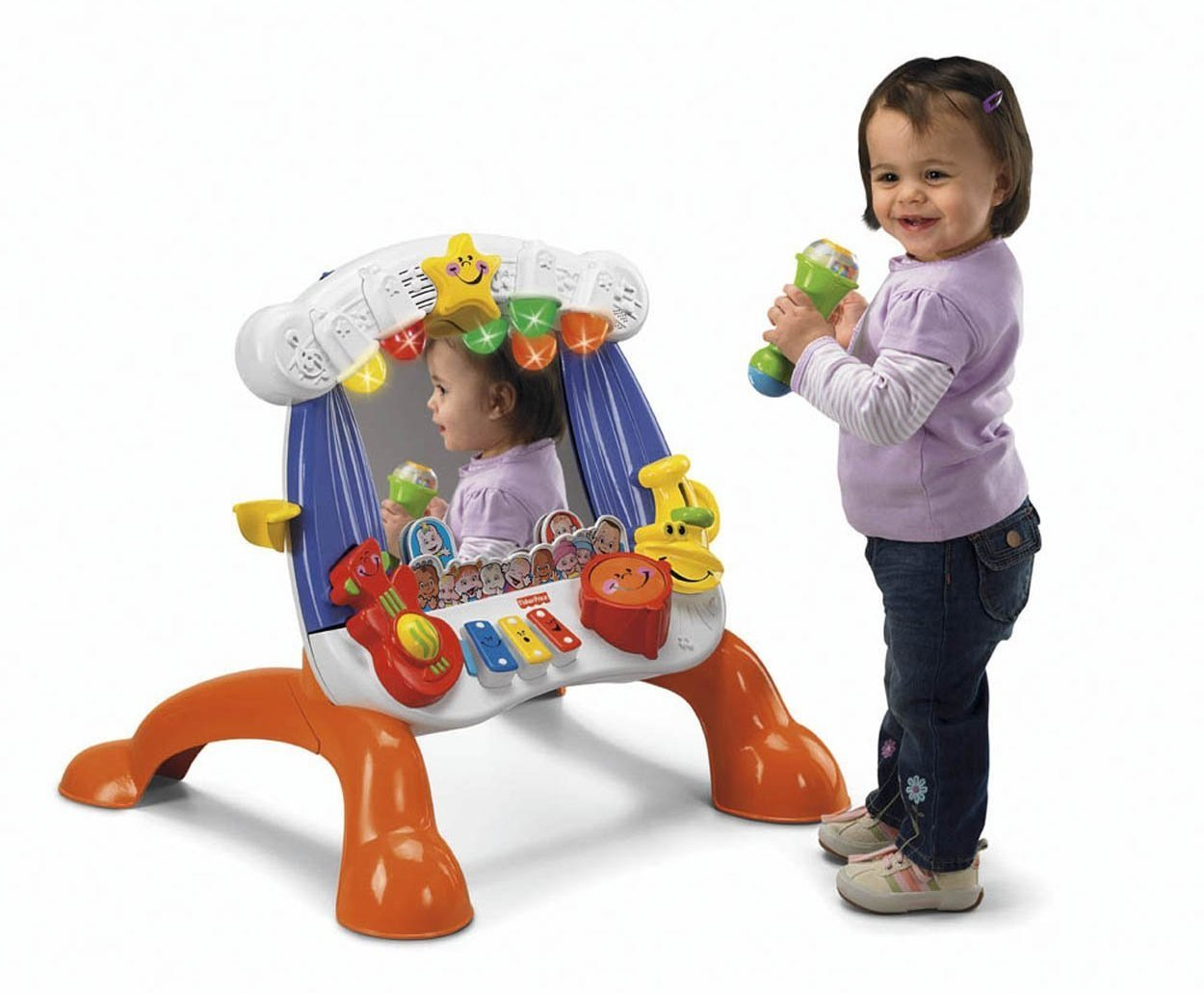 Fisher-Price Little Superstar Sing-Along Stage by Fisher-Price (Image #4)