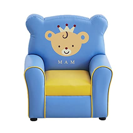 Amazon Com Ye Zi Children S Sofa Cartoon Style Sofa Children S