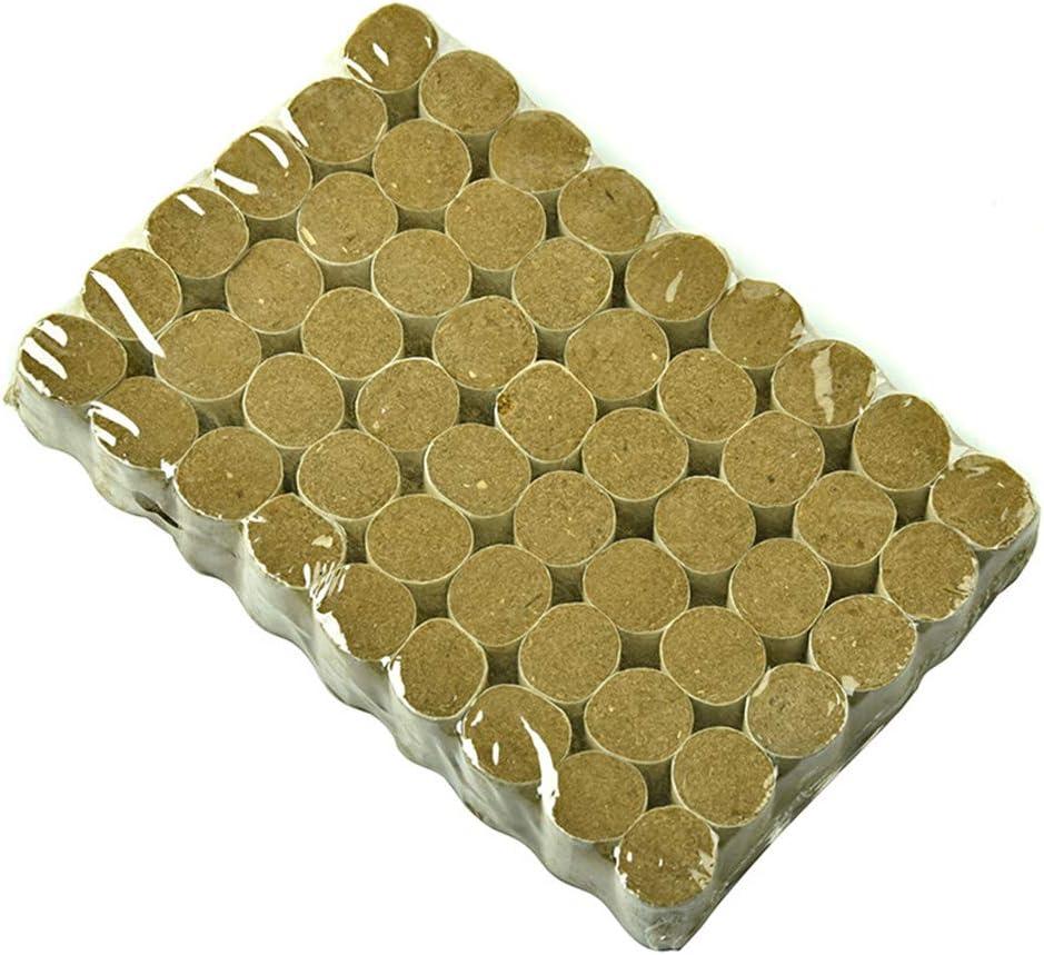 Weilifang 54pcs Apicoltore Fumatore Pellet Set Bee Hive con Il Fumo dellerba Combustibili affumicatore api Assortimento Apicoltore Tools