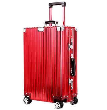 Aleación de aluminio y magnesio Caja de la carretilla Caster Caja de aluminio completa Tronco de