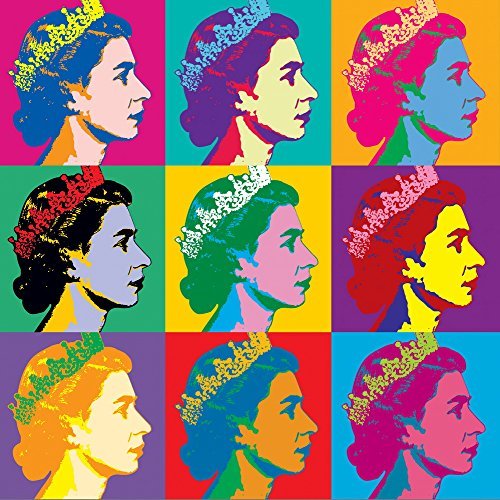 hol Giclee Canvas Print Paintings Poster Reproduction Large Size (The Queen) ()