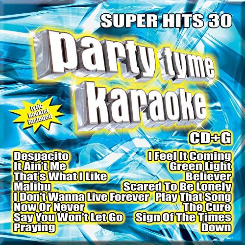 Music : Party Tyme Karaoke - Super Hits 30