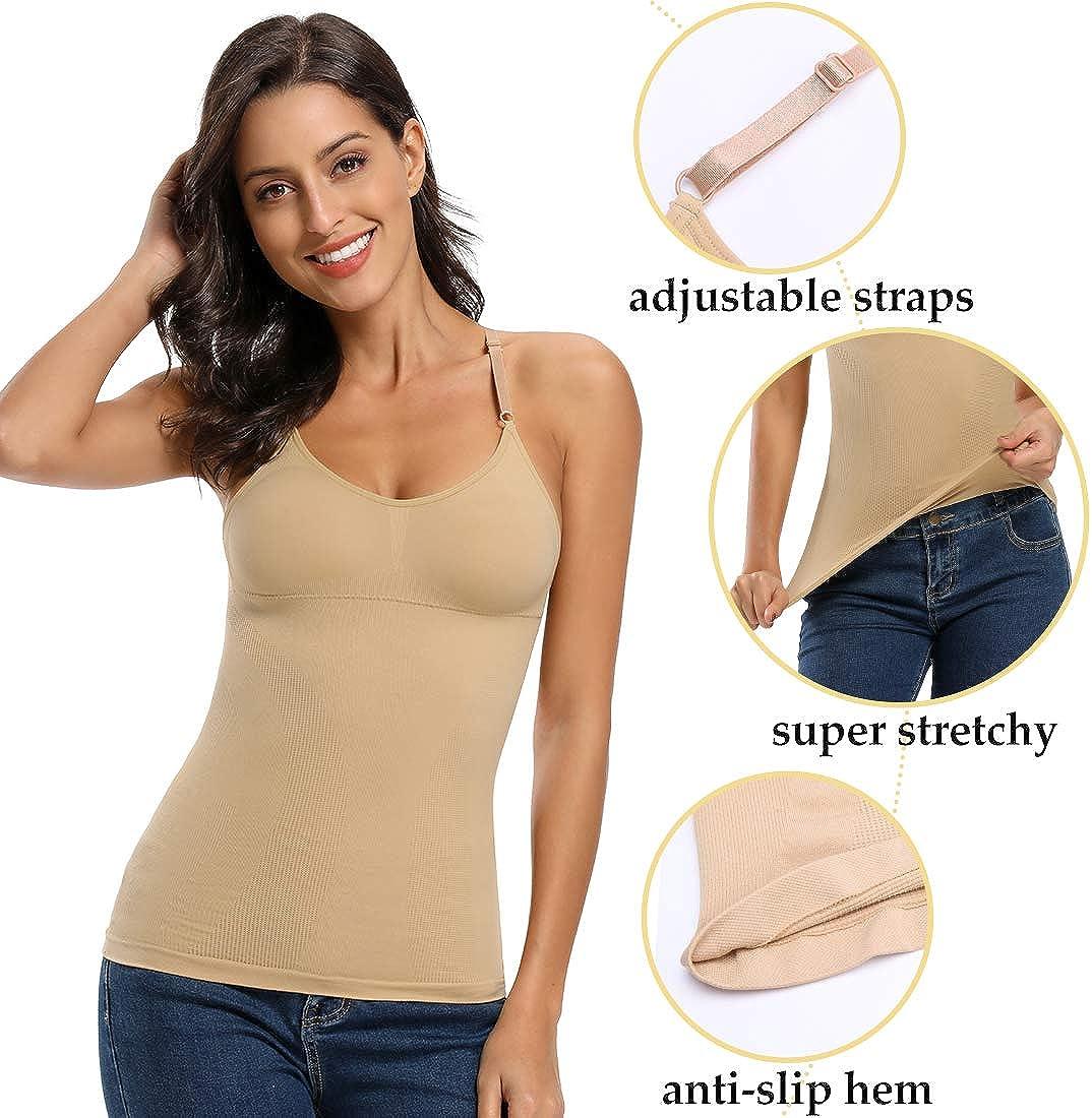Compression Tops Shapewear Body Shaper