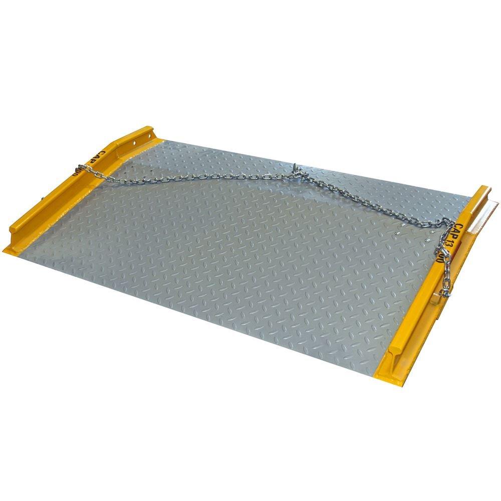 Diamond Plate Loading Dock Board 48'' x 60''