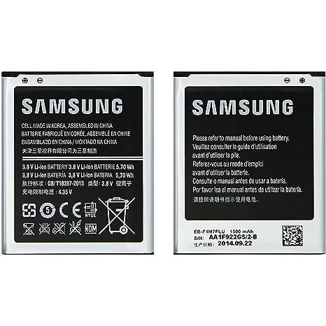 Samsung EB-F1M7FLU - Batería de 1500 mAh I8190