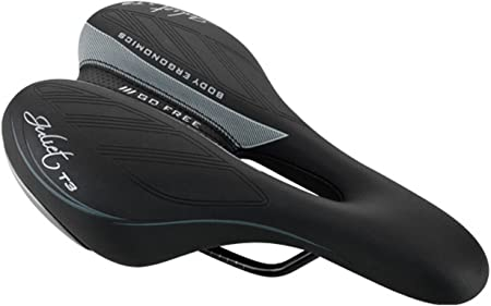 Sillin Para Bicicleta Anatomico de Mujer Btt Mtb Carretera Trekking Ciudad 3097
