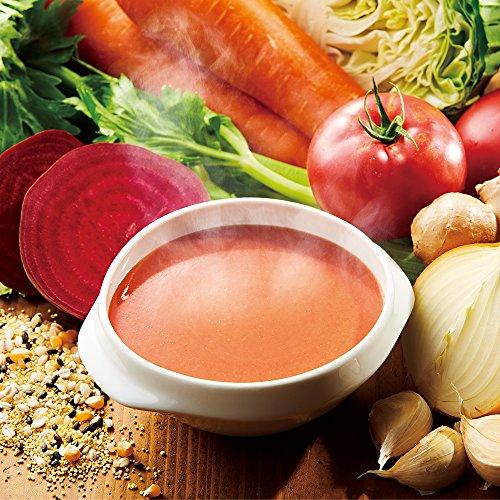 オルビス(ORBIS)朝美人のクレンズスープトマトとビーツ10日分(21.5g×10袋)(粉末スープ)4691