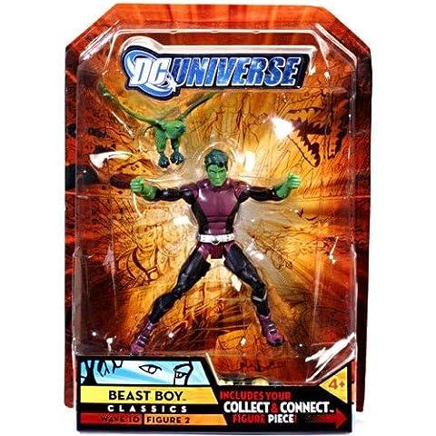 Dc Universe Classics Imperiex Series Wave 10 Figure 2 Beast Boy Action Figure by Mattel (Dc Figures Beast Boy)