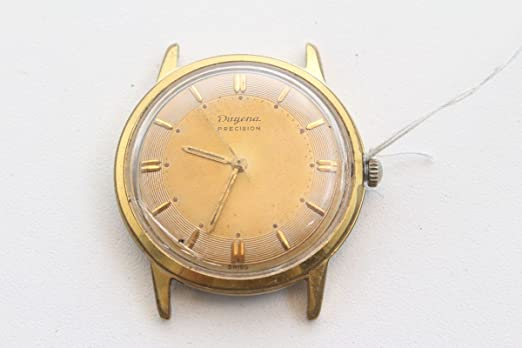Unbekannt Vintage 1950er 50s Herren Armbanduhr Dugena