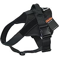 EXCELLENT ELITE SPANKER Tactical Dog Harness Patrol K9 Harness Service Dog Vest Military Dog Vest Working Dog Vest with…