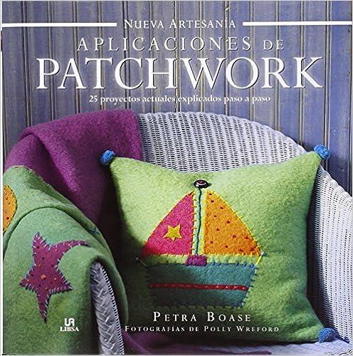 Manual Artesanía y Manualidades: libro Patchwork