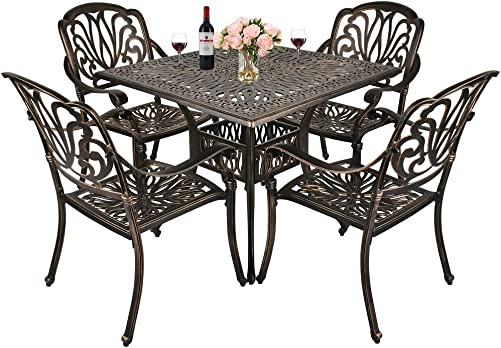 TITIMO 5-Piece Outdoor Furniture Dining Set