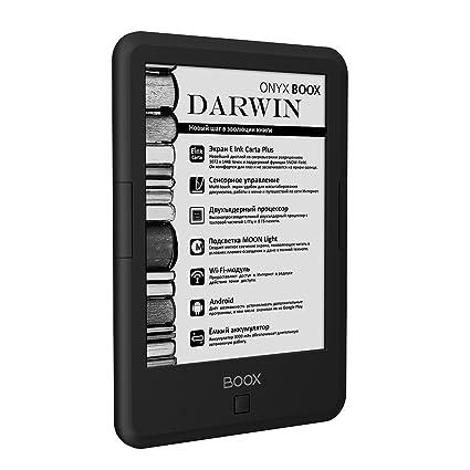 Amazon Com Onyx Boox Darwin 3 Ebook Reader With Microsd