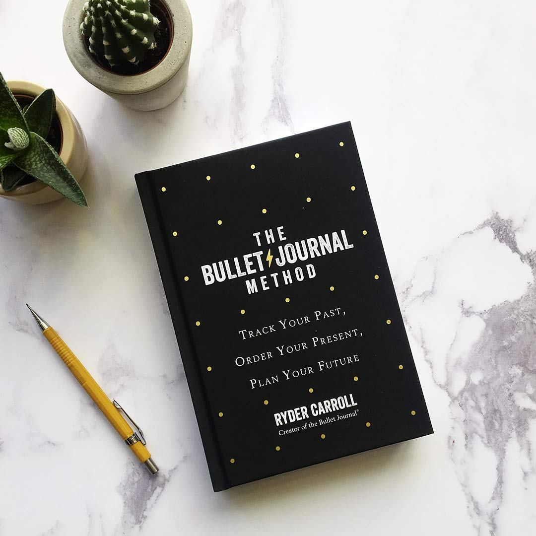 The Bullet Journal Method: Amazon.es: Ryder Carroll: Libros en idiomas  extranjeros