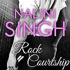 Rock Courtship: Rock Kiss, Book 1.5 Hörbuch von Nalini Singh Gesprochen von: Justine O. Keef