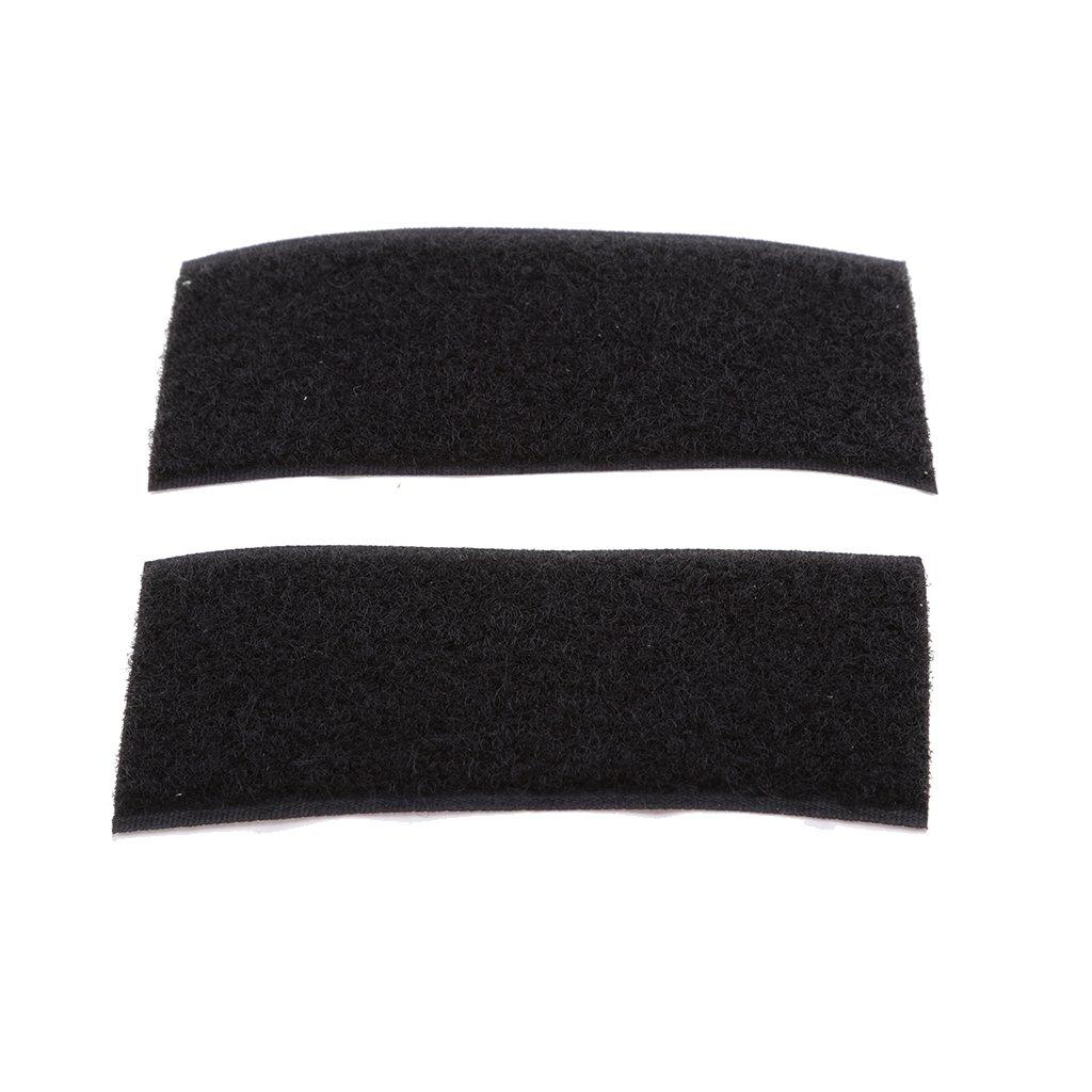 Sharplace 4 piezas Correa Flexible para Extintor Piezas para Coche Universal Duradero Negro