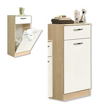 ROLLER Wäscheschrank MAYEN Schrank Möbel: Amazon.de: Küche & Haushalt