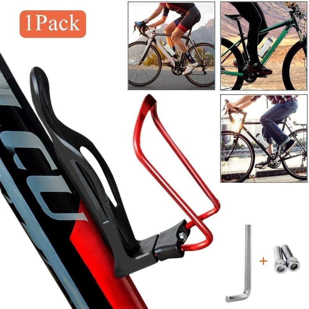 Fahrrad-Flaschenhalter aus Aluminiumlegierung für Mountainbikes und Motorrä SL#