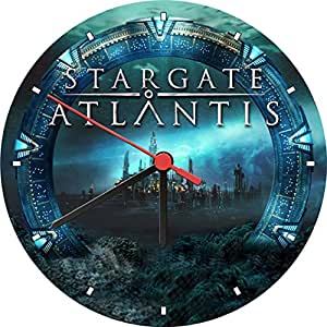 Stargate Atlantis Cool Wall Clock Home Kitchen